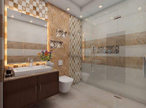 Bathroom Opt 2 view 01