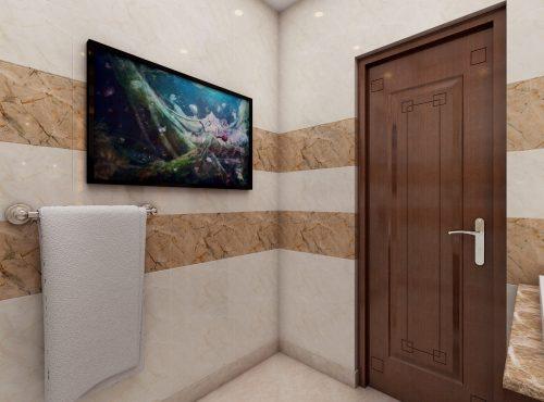Bathroom Opt 2 view 02
