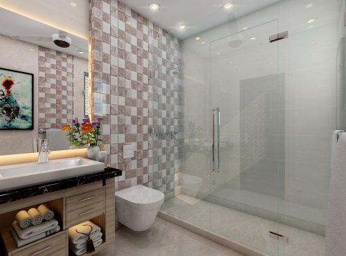 Bathroom Opt 3 view 01