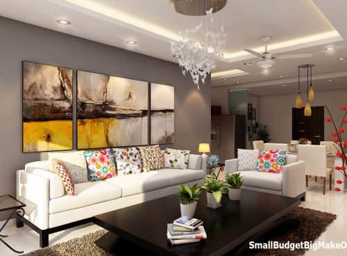 Drawing Room area View 02