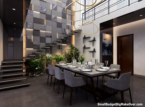 Minarch Cityply Dining Area