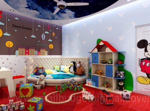 kidsBedroomDecoration