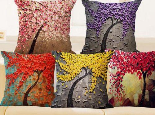 Cushion Covers (4)