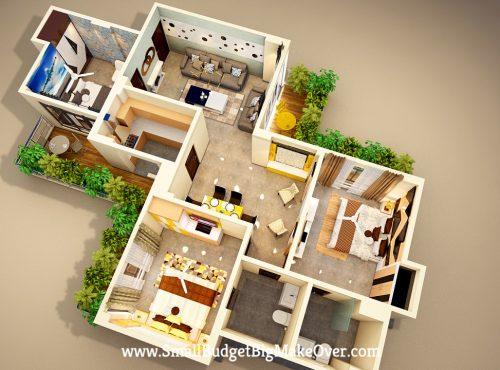 Mukul 3D Layout View 1-min